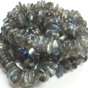 Labradorite Sliced and Stacked Nuggets