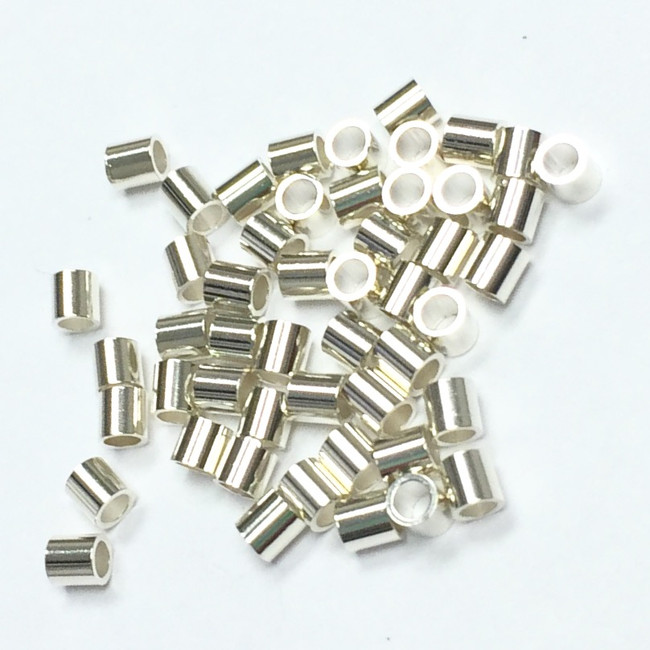sterling silver findings for jewelry making crimp tube beads. Black Bedroom Furniture Sets. Home Design Ideas
