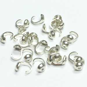 Sterling Silver Knot Covers