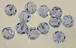 Swarovski Crystalized Beads Art # 5000 Provence Lavender-8mm-NEW COLOR!