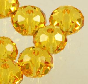 Swarovski Crystalized Beads Art # 5040-Sunflower-6mm-NEW COLOR!