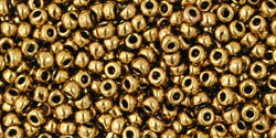 Toho Seed Beads - Size 11/0 Antique Bronze