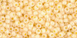 Toho Seed Beads - Size 11/0 Ceylon Custard