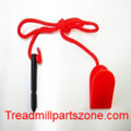 BowFlex Treadclimber Model TC3000 Safety Key Part 003-5666