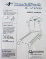 Treadmill User's Manual 222433