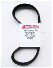 Treadmill Motor Belt Part Number 8PJ280