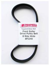 Treadmill Motor Belt Part Number 8PJ240