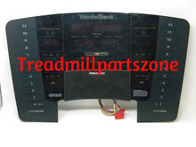 Sears Nordic Track Treadmill Model 247692 A2550 Console Part Number 263717