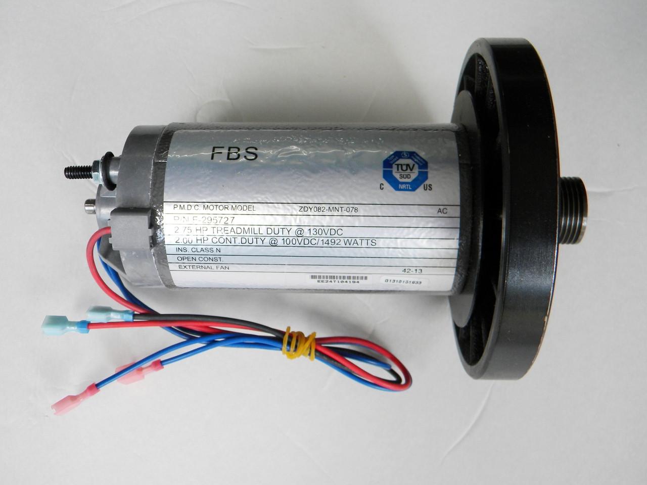 Treadmill motor hp part number 295727 for Treadmill 2 5 hp motor