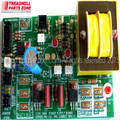 Treadmill Circuit Board With Clips Part Number 135801