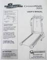 Treadmill User's Manual 189086