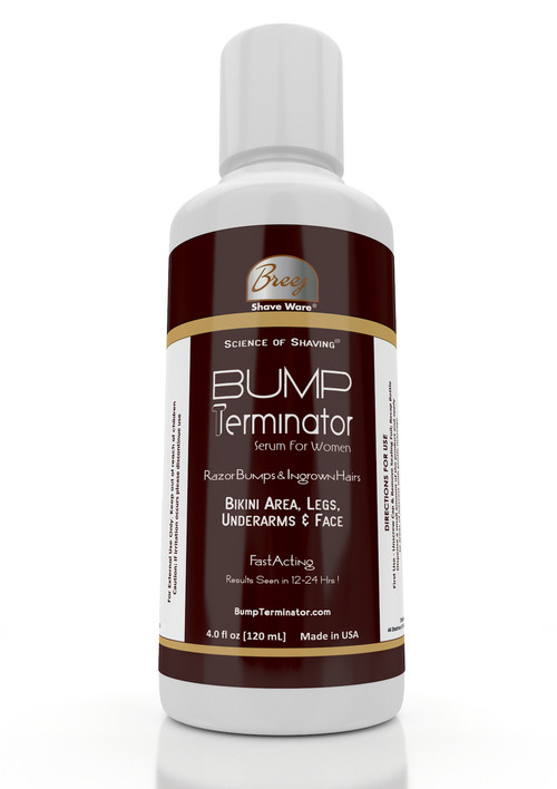 Fast Resolution of Bumps & Ingrown Hairs on Bikini Area, Legs, Underarm and Face Non-Irritating, Non-Stinging Formula Results Seen in 12-24 Hrs Soothes, Heals, Dries out the Bumps, Moisturizes and Conditions 100% Unconditional Money Back Guarantee