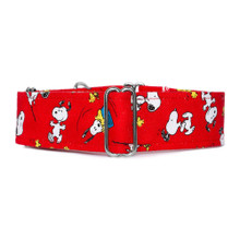 Martingale Collar [Snoopy Oh Joy! Red]