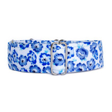 Martingale Collar [Poppy Blue]