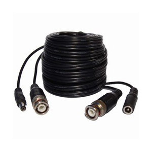 Premade Siamese Coax Video/Power Combo Cable 150FT