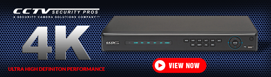 IP Camera NVR 4K