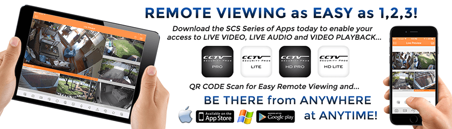 security dvr with remote viewing