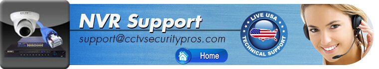 NVR Support