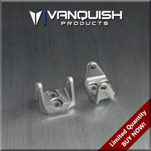 Vanquish SCX10 Axle Shock Link Mount Grey Anodized