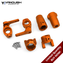 Axial SCX10 Stage One Kit Orange Anodized