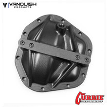 Ultimate 60 LPW Diff Cover Grey Anodized