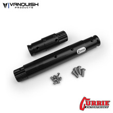 Wraith Currie Front Tubes Black Anodized