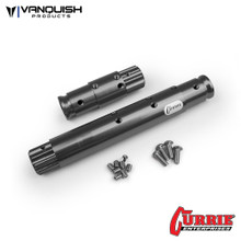 Wraith Currie Front Tubes Grey Anodized