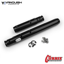 Wraith Currie Rear Tubes Black Anodized