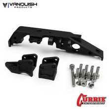 Wraith Currie Truss/Link Mounts Front Black Anodized