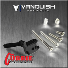 3 Link Conversion Mount SCX Currie Black Anodized
