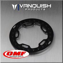 OMF 2.2 Phase 5 Beadlock Black Anodized