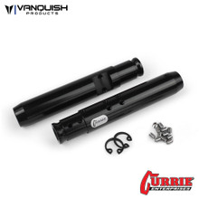 Currie XR10 Width Rear Tubes Black Anodized