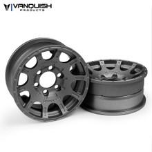 Method Roost 1.9 Wheel Grey Anodized