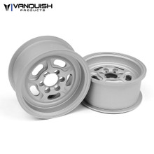 SHR 2.2 Vintage Wheel Clear Anodized