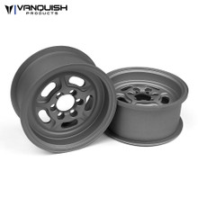 SHR 2.2 Vintage Wheel Grey Anodized