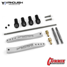 Currie Antirock Yeti Sway Bar V2 Clear Anodized