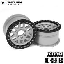 KMC 1.9 XD229 Machete Clear Anodized