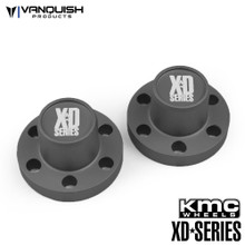 Center Hubs XD Series Grey Anodized