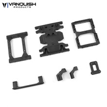 VS4-10 Skid Plate and Chassis Braces