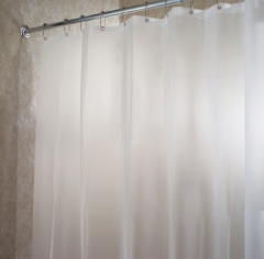 ... Clean Home Peva Extra Long Shower Curtains ...