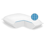 Brisa Memory Gel Pillow - Std/Queen size