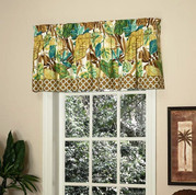 Brunswick - Tailored Valance