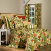 Catalina - Breakfast Throw Pillow - Geometric