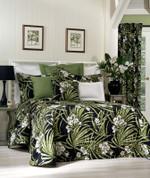 Jamaican Sunset Full size Bedspread
