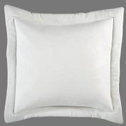 Jamaican Sunset - Square Euro SHAM - White