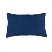 American Denim - Oblong Pillow