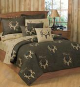 Bone Collector - 3pc Queen Comforter Set