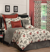 Cortina - 4 pc KING Comforter Set