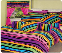 Kaleidoscope 3pc Comforter Set Full