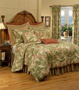 La Selva - Natural - 4 pc QUEEN Comforter Set by Thomasville